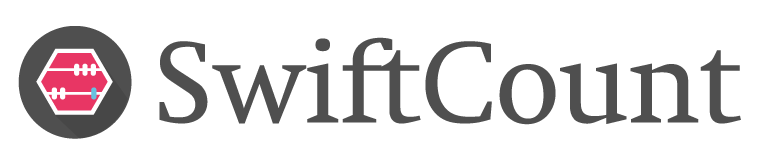 SwiftCount logo